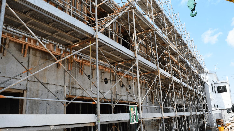 建設業 M&A(FV)
