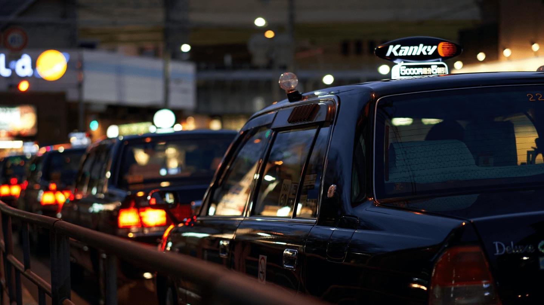 タクシー会社 売却(FV)
